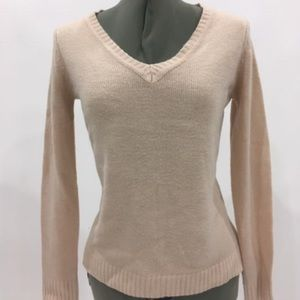 Forever21 Creme Sweater